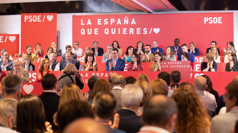 Ferraz descarta un comité federal: la foto no hace falta para exhibir unidad con Sánchez
