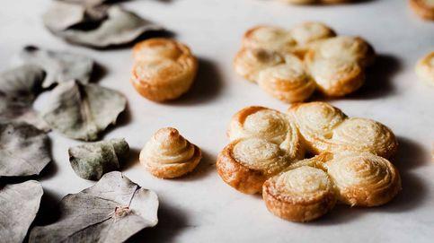 Palmeras de azúcar con forma de flor: una dulce manera de divertirse cocinando
