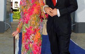 El Rey no acude al entierro de su tía, la princesa Teresa de Orleans
