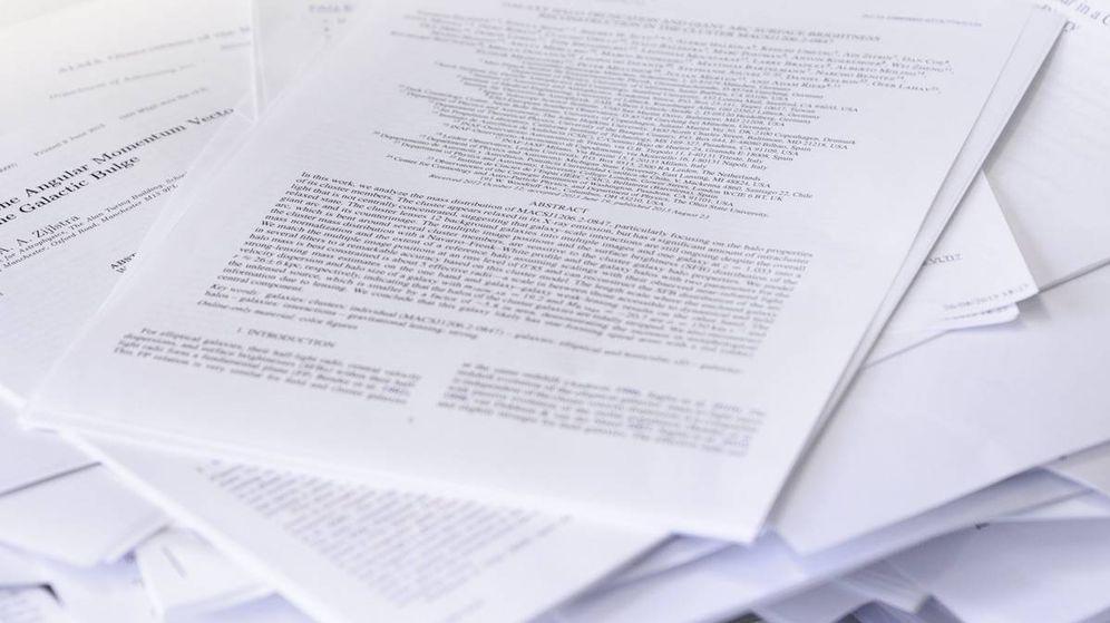 Foto: Algunos científicos manipulan datos o imágenes para conseguir que sus 'papers' sean publicados (Fuente: ESO / Flickr)
