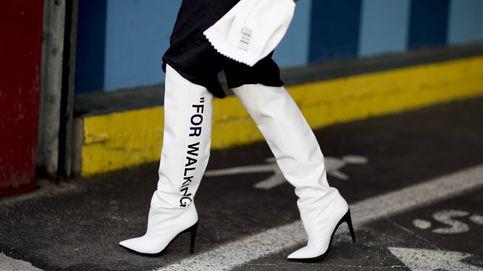 ¿Cómo llevar los zapatos blancos? Tendencias que antes dudabas seguir