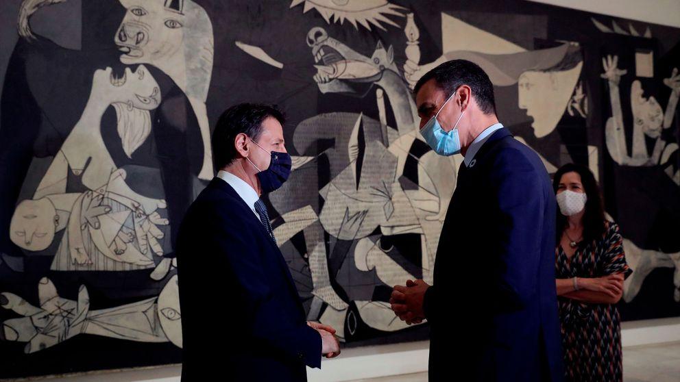 Sánchez se lanza a una gira europea para lograr el fondo UE tras el fracaso de Calviño