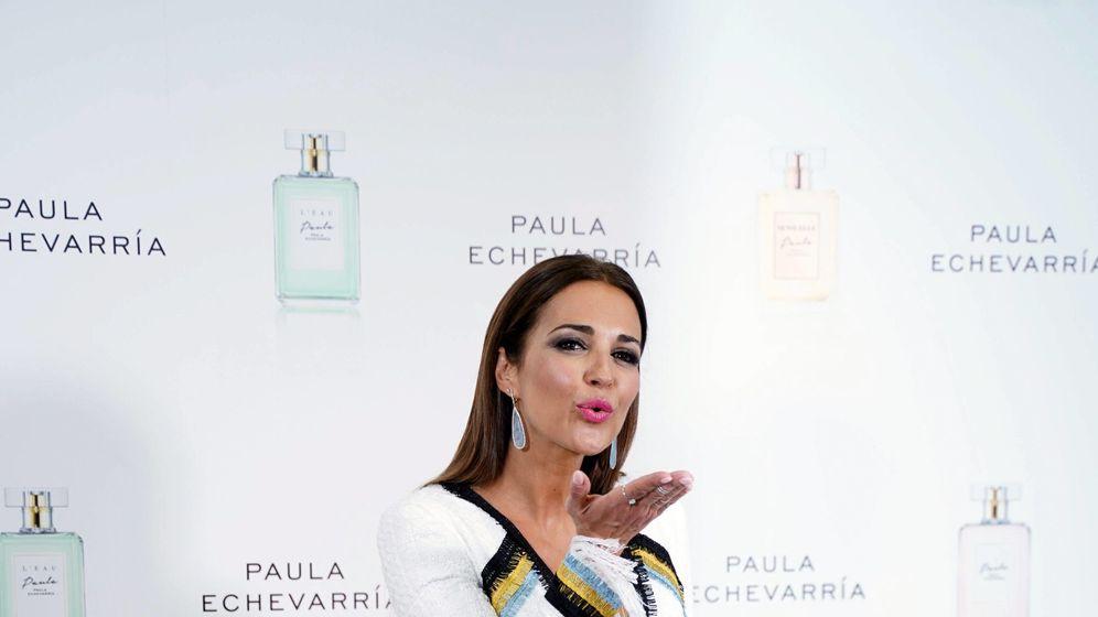 Foto: Paula Echevarría en la presentación de My Beauty Box. (Cordon Press)