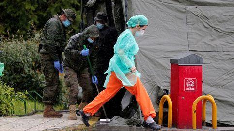 La ministra Robles, dispuesta a que los militares colaboren en la vacunación