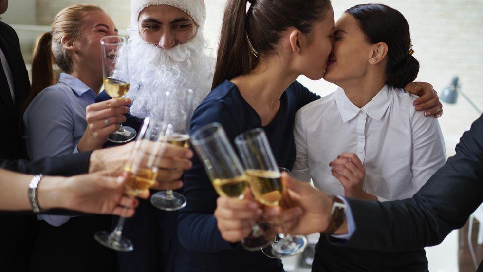 Las profesiones que más se desmadran en la fiesta de navidad de la oficina