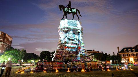 Estatua dedicada Robert E. Lee en Richmond