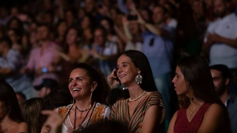 Victoria Federica baila al son de don Omar en su concierto de Marbella