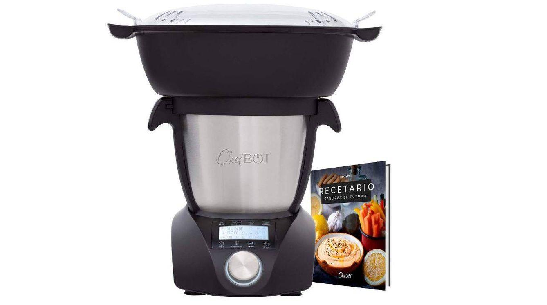 Robot de cocina ChefBot. (Amazon)