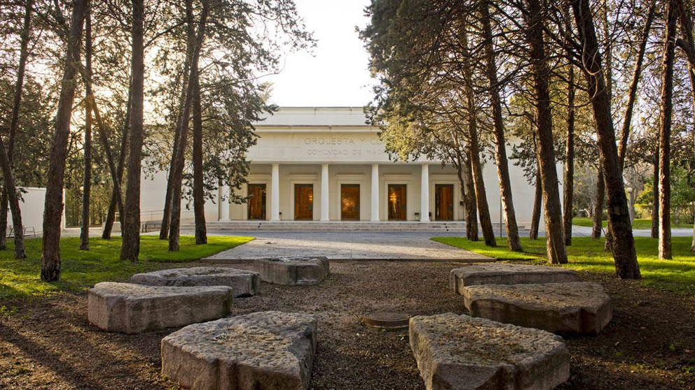El edificio más nazi de España está en un parque perdido de Madrid