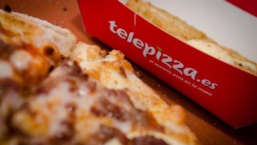 Telepizza mantendrá la orden sostenida de compra hasta el 9 de julio