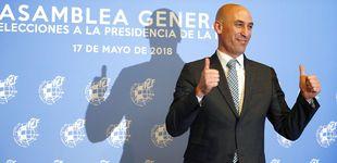 Post de Las elecciones que ganó Luis Rubiales pero perdió más Javier Tebas que Larrea