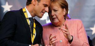 Post de Merkel y Macron abren la precampaña de un frente pro-UE con pies de barro
