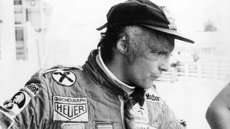 Niki Lauda podría ser un excelente espejo en el que mirarse a la hora de gestionar miedos y presiones en alta competición.