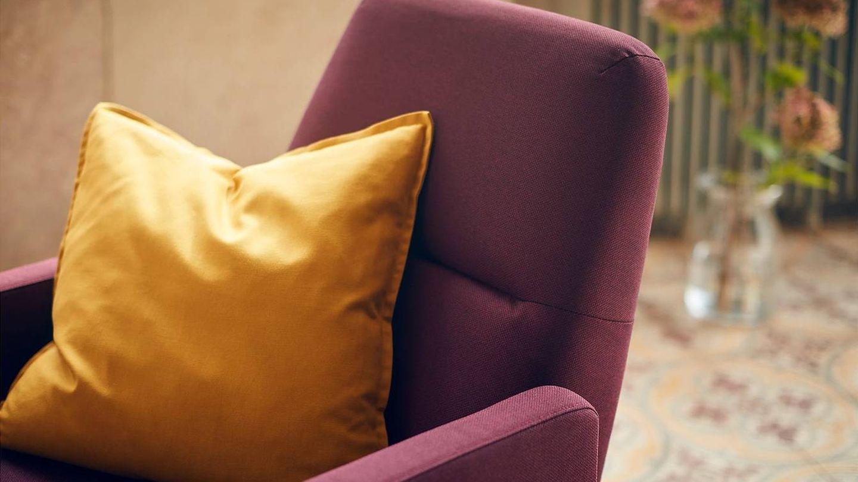 Nuevo sillón reclinable de Ikea. (Cortesía)