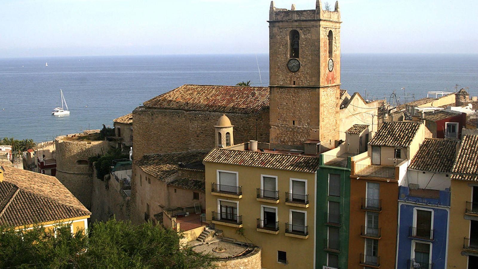 Foto: Villajoyosa tiene casas de colores, tiene mar y muchísimo encanto. (Cortesía Villajoyosa Turismo)