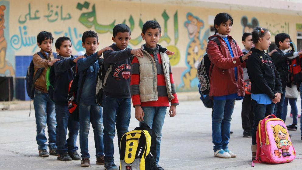 El colegio más peligroso del mundo: una profesora desafía al Estado Islámico