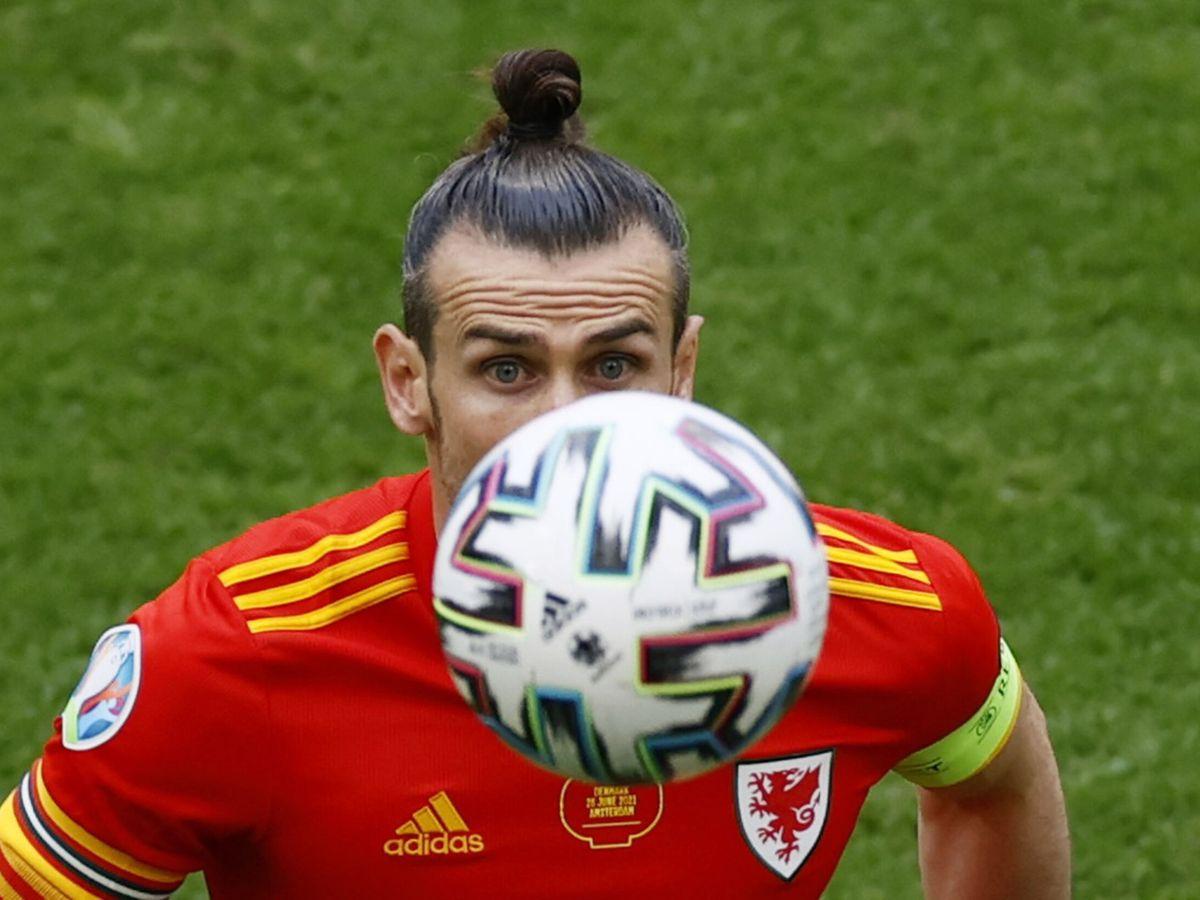 Foto: Gareth Bale, durante un partido con Gales en la Eurocopa. (Efe)