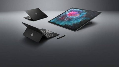 Surface 6 Pro y Surface Laptop 2: así pretende Microsoft que te olvides de Apple