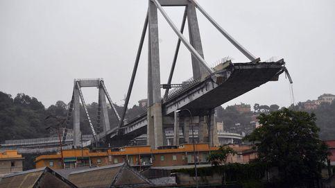 Atlantia cae en bolsa tras el derrumbe de uno de los puentes operados por su filial