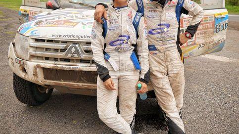 El Dakar de Cristina: Tuvimos paranoias, visiones… mi copiloto me habló en catalán