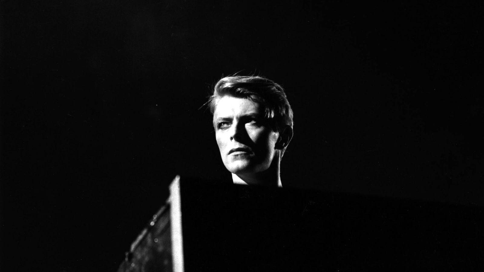 Foto: David Bowie en una imagen de 1978.(Getty)