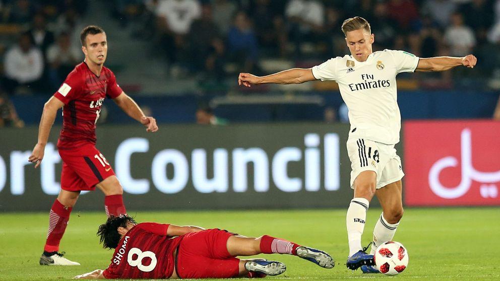 El hallazgo de Marcos Llorente impide que salga del Real Madrid en enero