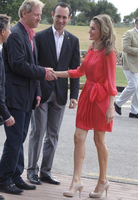 Foto: El Príncipe Alberto y su mujer en una imagen de archivo. (I.C.)