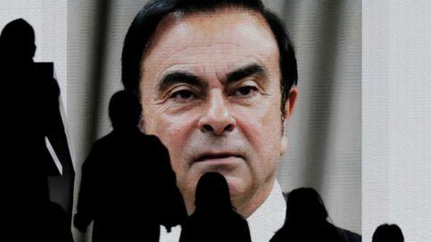 Cancelan el interrogatorio a Carlos Ghosn al padecer alta fiebre