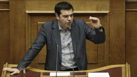 Tsipras consigue el respaldo del Parlamento pero no convence a todos los suyos