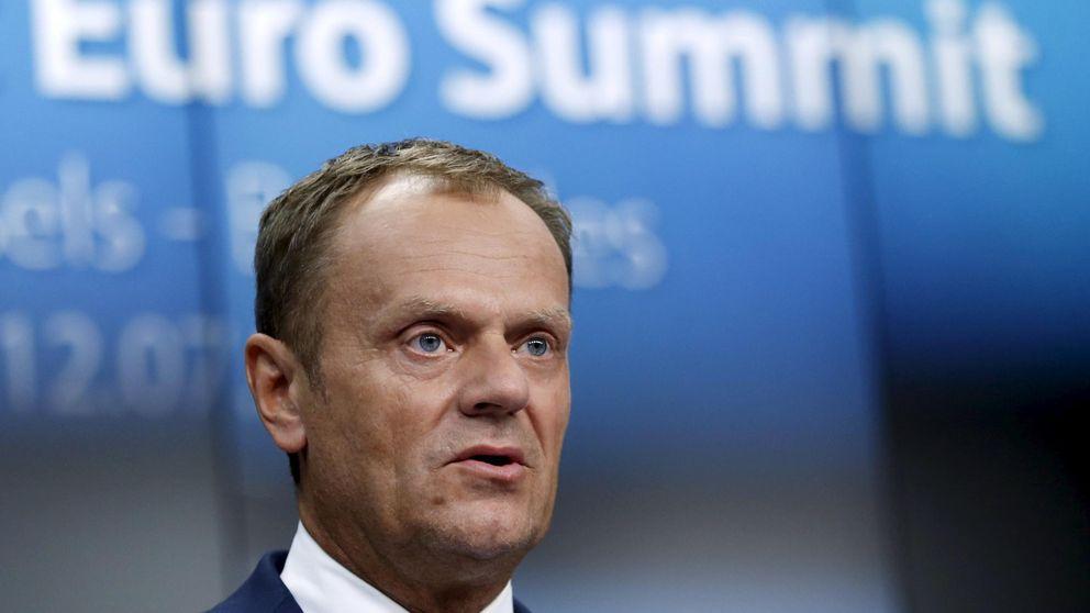 Tusk pide a los gobiernos de la UE que se repartan 100.000 refugiados