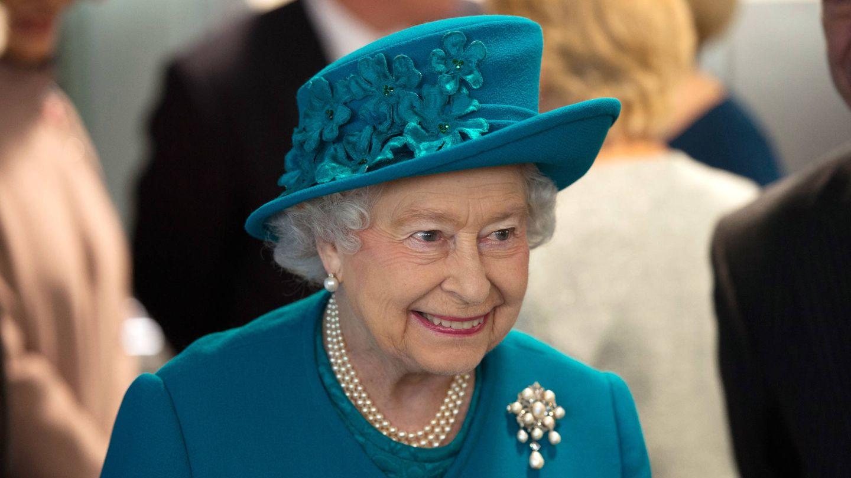 La reina Isabel II, en una imagen de archivo. (Getty)
