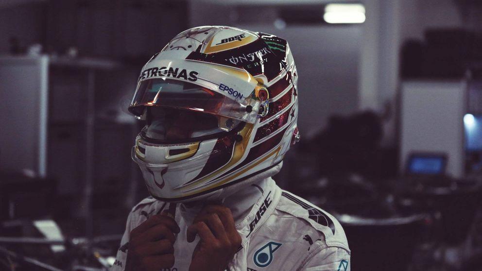 Ultimátum a Lewis Hamilton: o sale bien o él solo perderá el título