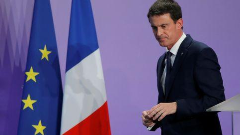 Manuel Valls presenta su candidatura a las primarias socialistas