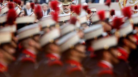 Defensa suspende el desfile del 12-O y planea un acto en el Palacio Real