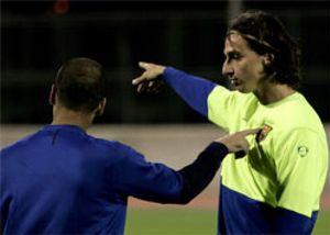 'Antes se va Guardiola que Ibrahimovic del Barça'