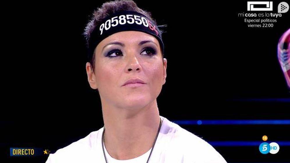 Foto: María Jesús, condenada en 'GH Dúo'. (Telecinco)