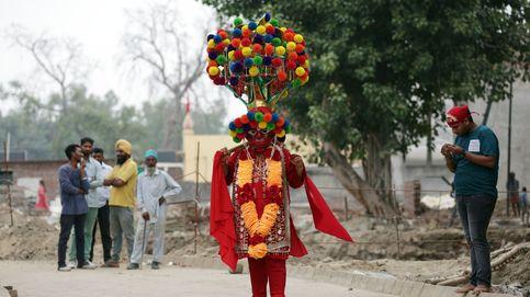 Langur festival en Amritsar