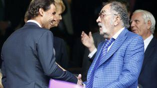 """Tiriac: """"Tengo candidatos para llevarme el torneo, pero Madrid lo merece"""""""