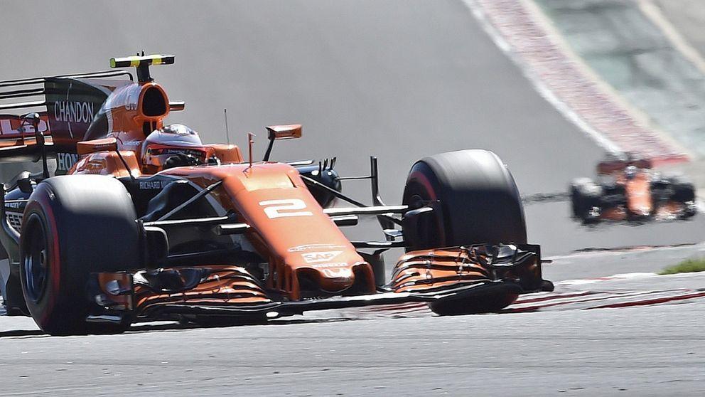El plan de McLaren funciona: Vandoorne ya no es el pardillo que parecía