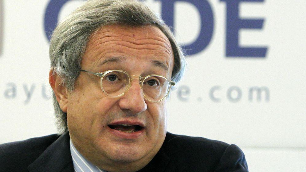 Foto: El consejero delegado de Gas Natural Fenosa, Rafael Villaseca. (EFE)
