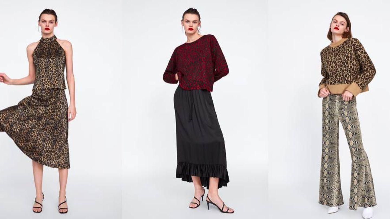 Es muy fácil encontrar prendas con print de leopardo en la shop de Zara (Cortesía)