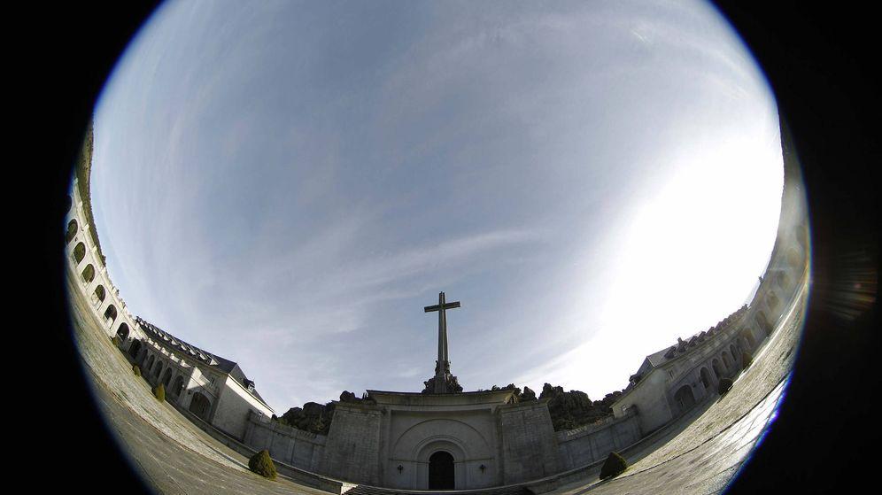 Foto: Valle de los Caídos. (EFE)