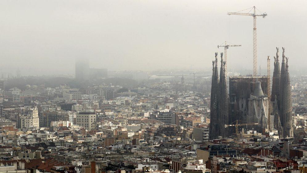 Foto: Vista de la ciudad de Barcelona. (Efe)