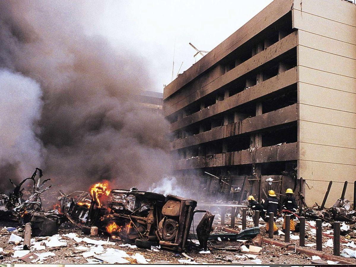 Foto: Al-Masri estaba acusado de algunos de los grandes atentados cometidos por Al Qaeda (EFE)