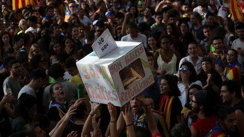 El independentismo trilla el 'cinturón rojo' de Barcelona para captar votos