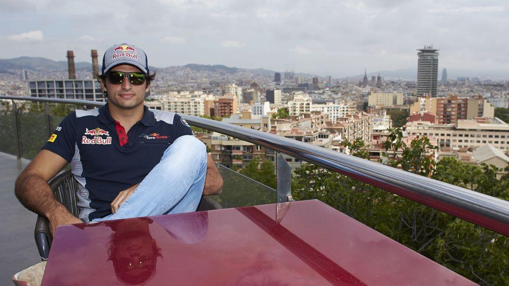 Carlos Sainz, cada vez más cerca de fichar por el equipo Renault