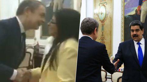 El Gobierno se desmarca de la cita entre Zapatero y Delcy: Fue a título particular