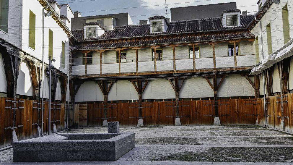 Mentideros y corralas de Madrid: un paseo por las 'redes' del siglo XVI