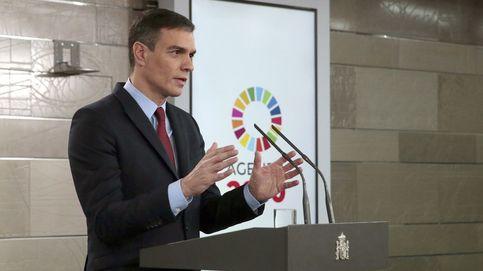 La comparecencia de Pedro Sánchez tras el Consejo de Ministros, en directo