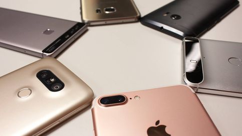Los mejores 'smartphones' de 2016 en todos los rangos de precios